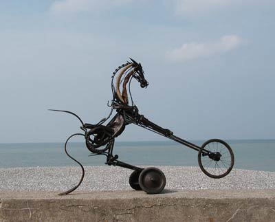 Le Chopper © Dumont
