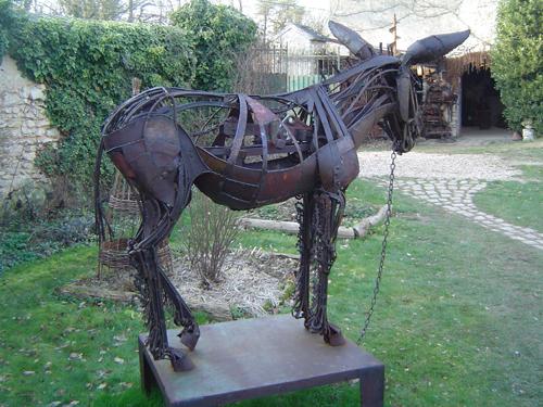 L'âne © Dumont
